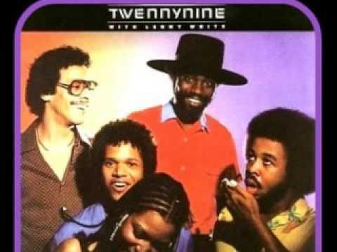 Fancy Dancer - Twennynine Feat. Lenny White