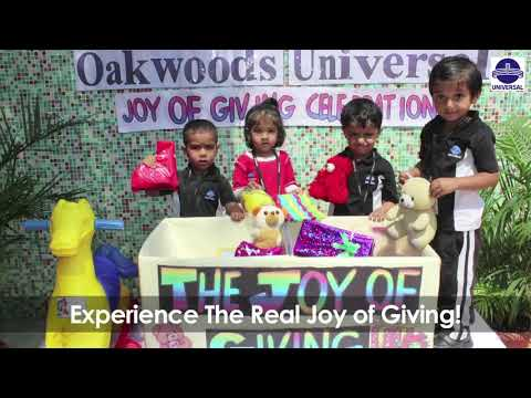 Silver Oak Universal School |  A sneak peek
