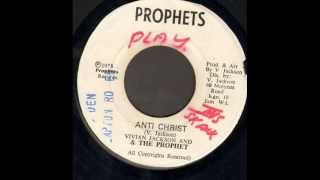 Vivian Jackson & The Prophets - Anti Christ & King Tubby Dub