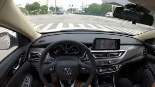 2020 Changan Raeton CC 1.5T 180Ps 300Nm 7DCT POV Test Drive