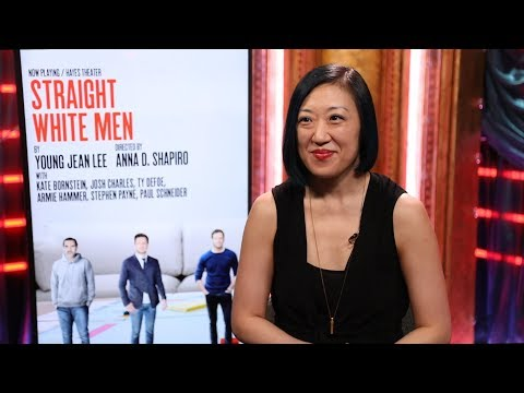 The Broadway.com Show: Scribe Young Jean Lee Talks STRAIGHT WHITE MEN