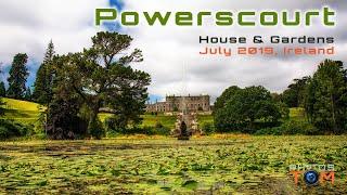 Powerscourt House & Gardens - July 2019, Ireland thumbnail