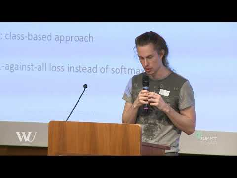 AI Summit Vienna 2017 - Tomas Mikolov, Facebook - Neural Networks for Natural Language Processing