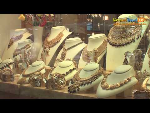 Shopping, Emirates Mall and Traditional Shops, Dubai, United Arab Emirates - Unravel Travel TV