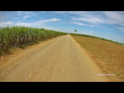 Maray-Maray, Don Carlos to Camp 1, Maramag Bukidnon.. GoPro