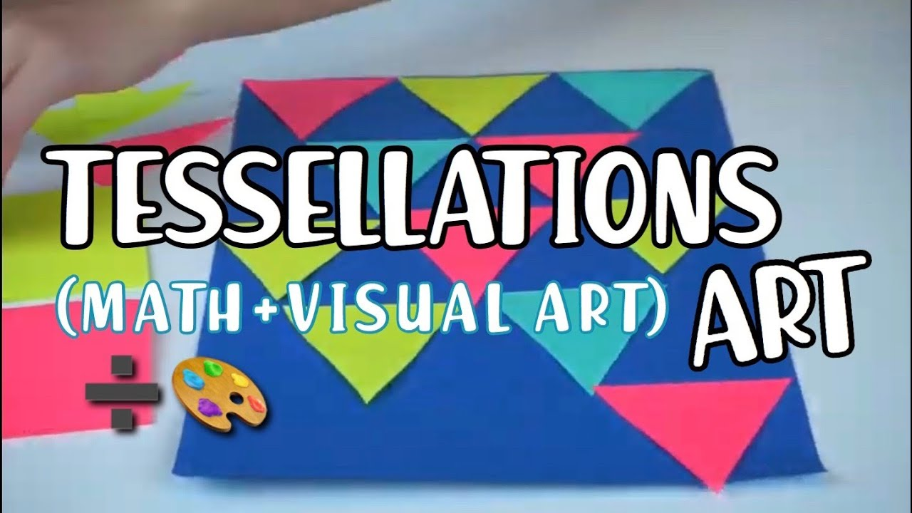 Tessellations Art Tutorial