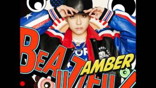 Offical Audio fx Amber   SHAKE THAT BRASS Feat TaeYeon  The 1th Beautiful Mini Album  150212