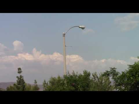 Weather warfare over Fullerton California