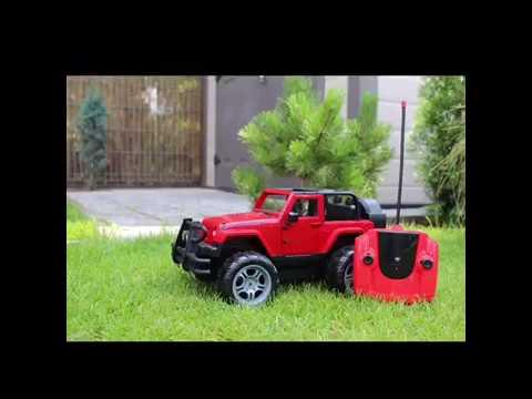 Jeep RC skala 1:12