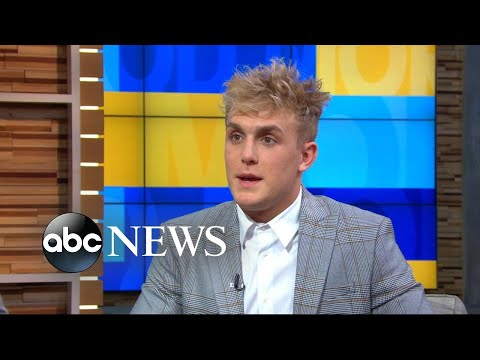 Self-described 'imperfect role model' Jake Paul opens up about his YouTube empire