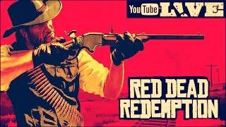 Red Dead Redemption · СТРИМ-ПРОХОЖДЕНИЕ (XBOX360) — Часть 13: Трусы погибают не раз, отец Абрахам