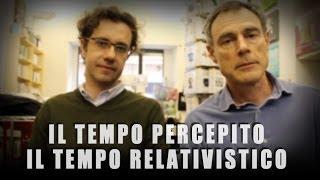 Caffè Scienza - Il tempo percepito e il tempo relativistico - Trailer