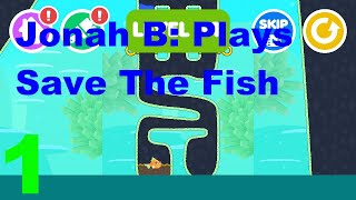Save The Fish Level 1 To 50 Android Gameplay Walkthrough Part 1