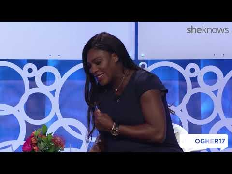 Serena Williams - Keynote - BlogHer17
