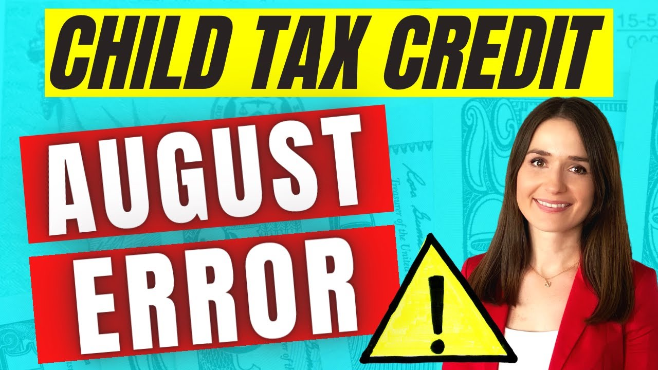 August child tax credit payment: How much should your family really ...