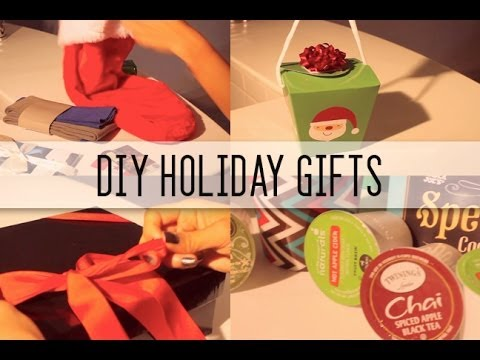 Haute Holidays: DIY Gifts