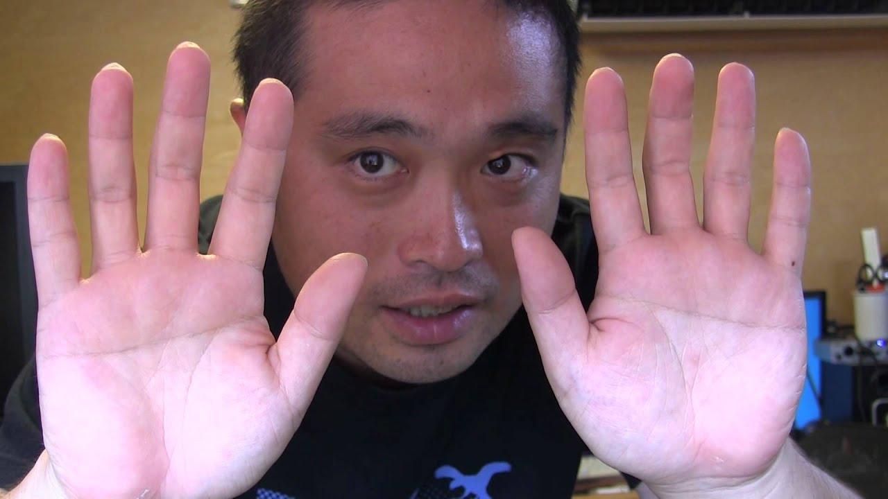 Simian line palmistry tony blair tony bliar -  I Have Simian Line On Both Hands Youtube