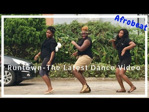 Runtown - The Latest I Dance Video