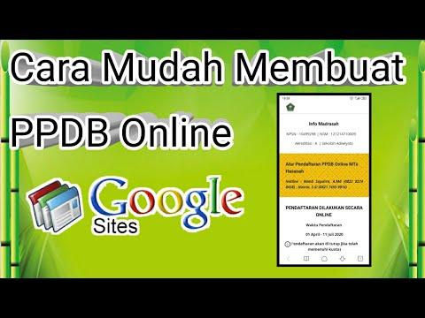 cara-membuat-website-ppdb-online-gratis-dengan-google-sites