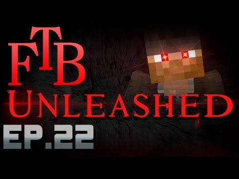 Making Bees Work | FTB Unleashed | Ep.22