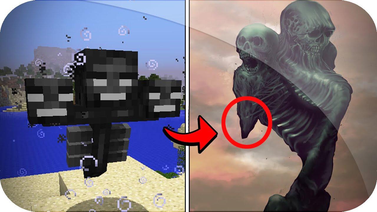 Mobs en la vida real minecraft youtube for Videos de minecraft en la vida real