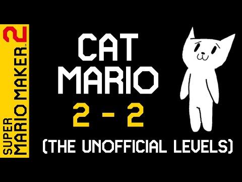 Cat Mario 2-2 - Super Mario Maker 2