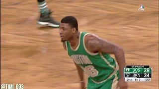Marcus Smart Highlights vs Brooklyn Nets (12 pts, 5 ast, 3 stl)