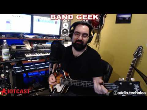 Band Geek Podcast Episode #76 Ampli.fi Broadcast