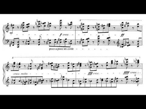 György Ligeti - Études for Piano (Book 2), No. 8 [2/9]