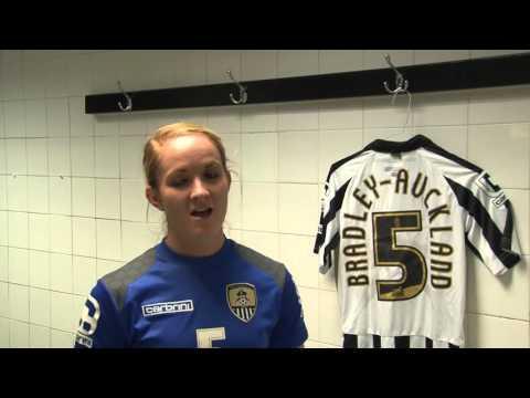 Sophie Bradley-Auckland on Improving Media for the WSL