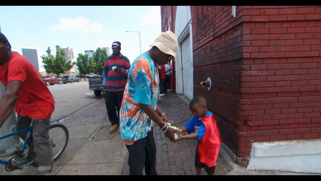 4-Year-Old Super Hero Uses Powers To Help Feed The Homeless
