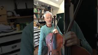 Cello with Timothy Kraemer - Improvisation exercise for intermediate or advanced level