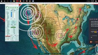 1/06/2017 -- Nightly Earthquake Update + Fore...