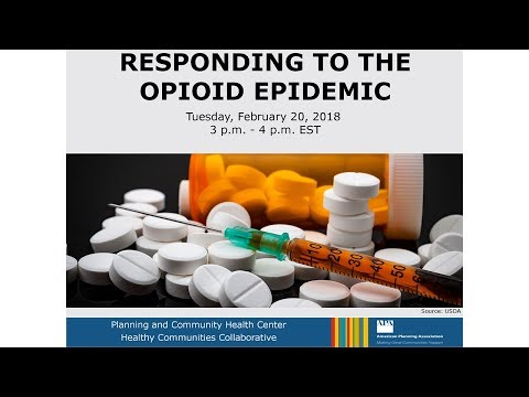 Responding to the Opioid Epidemic (Part 2 of 3)