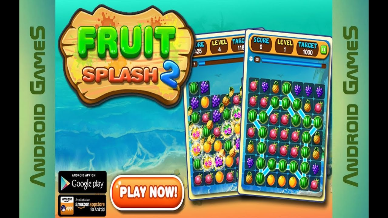 Fruit splash 2 - Fruit Splash 2 Preview Hd 720p
