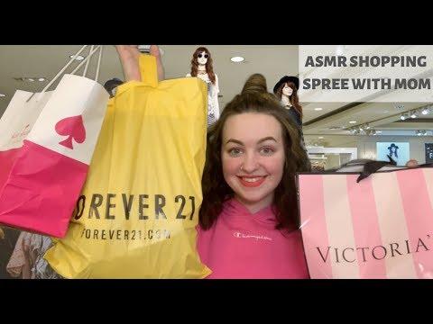 [ASMR] Mom Takes You Shopping RP *Mom Series*