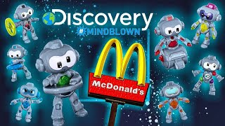 Baixar Compramos todos os brinquedos do Discovery #Mindblown do McDonald's   Colornicornio