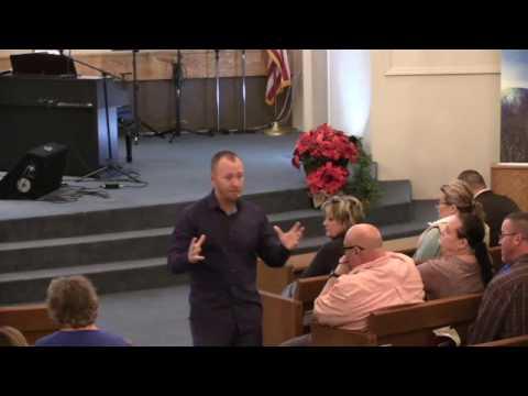 The Greatest Giver - Pastor Josh Bush 12-11-16