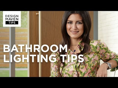 Bathroom Lighting Tips from the Lamps Plus Ambassadors