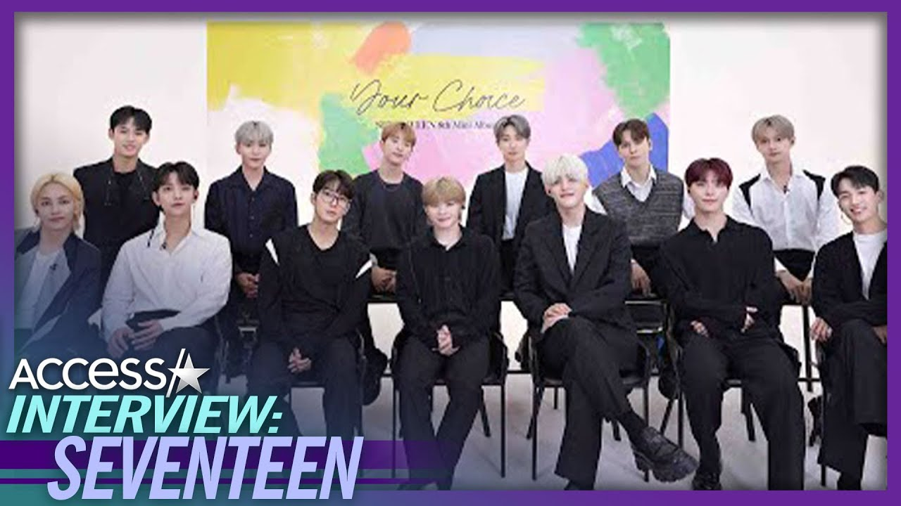 SEVENTEEN Reveal Their Fave Tracks On 'Your Choice' (EXCLUSIVE)