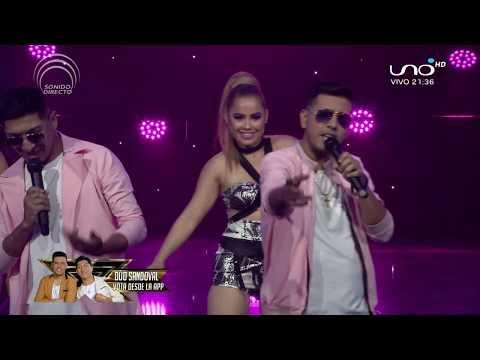Ya no tiene novio - Sebastián Yatra - Duo Sandoval - Factor X 2019