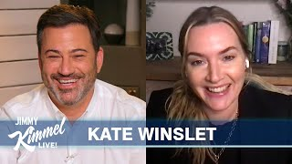 Kate Winslet on 7-Year-Old Son's Career Plans & Husband's Amazing Last Name