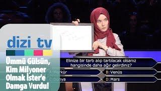 Ümmü Gülsün, Kim Milyoner Olmak İster'e damga vurdu! - Dizi Tv 664. Bölüm