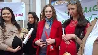 Беременные женщины Алексея Воробьёва. Рассказ о встрече