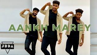 SIMMBA: Aankh Marey | DANCE | Ranveer Singh | Jeya Raveendran Choreography