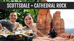 Exploring Scottsdale + Hiking Cathedral Rock | Arizona Day 1