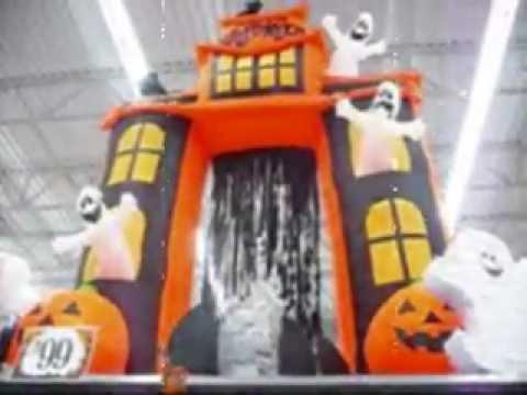 wal mart halloween shop 2011 - Halloween Walmart