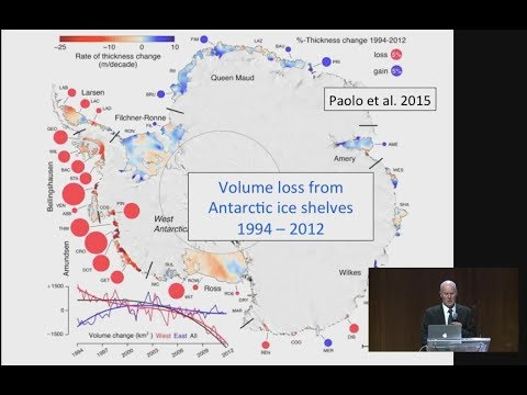 Antarctica & The Southern Ocean: Prof Matthew England (February 2018)