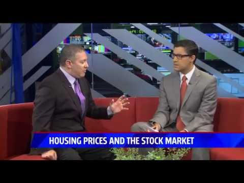 FOX 5 NEWS:Housing Prices and the Stock Market - July 2015