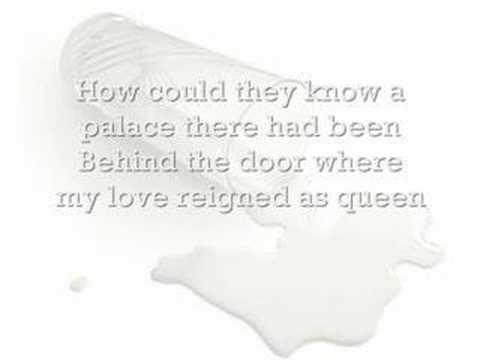 No Milk Today (with lyrics)